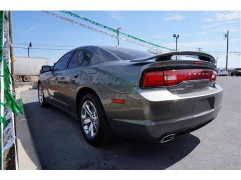 Sell Used 2011 Dodge Charger R/t In 1615 N Lincoln St