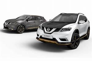 New Nissan Qashqai And X