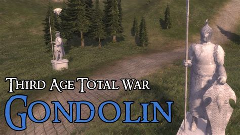 2 total war siege siege of gondolin third age total war