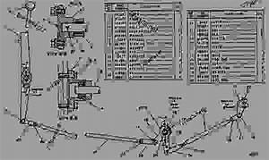 6k4952 Governor Control - Track-type Loader Caterpillar 951b