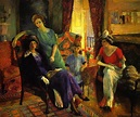 Family Group, 1911 - William James Glackens - WikiArt.org