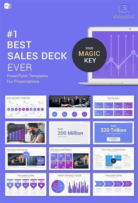 best pitch deck templates for business plan powerpoint presentations of 2018