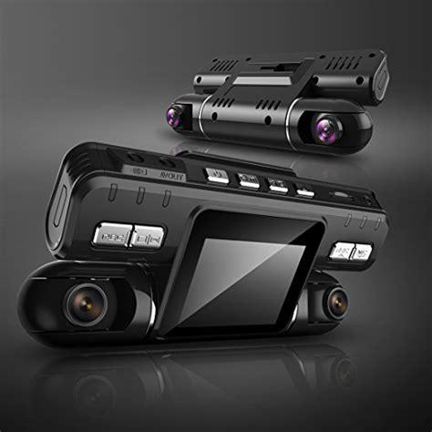 pruveeo mx dash cam front  rear dual camera  cars