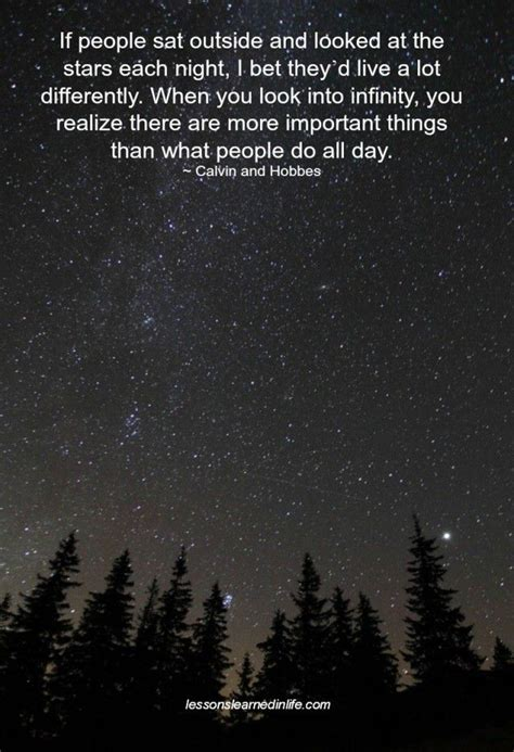 lessons learned  life    stars  night