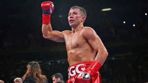 gennady golovkin  steve rolls fight results ggg
