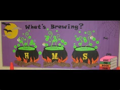 bulletin board ideas spooky 864   hqdefault