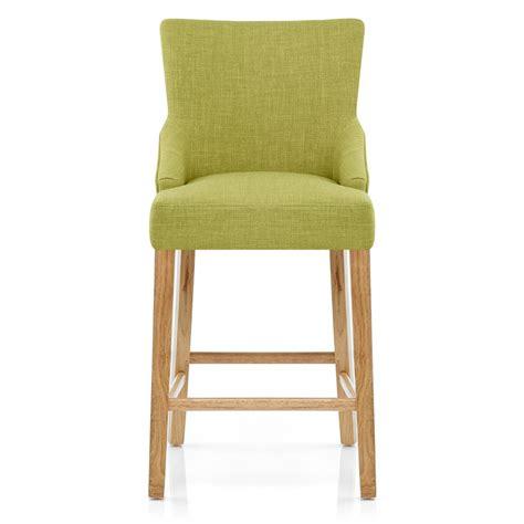 chaises tissus chaise de bar bois tissu magna monde du tabouret
