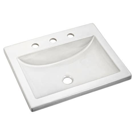 Small Drop In Bathroom Sinks by Studio Drop In Bathroom Sink American Standard