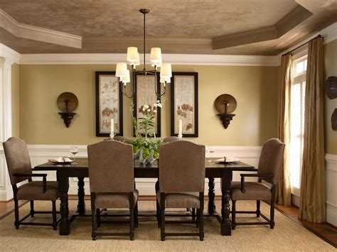 Dining Room Amazing Traditional Dining Room Wall Color