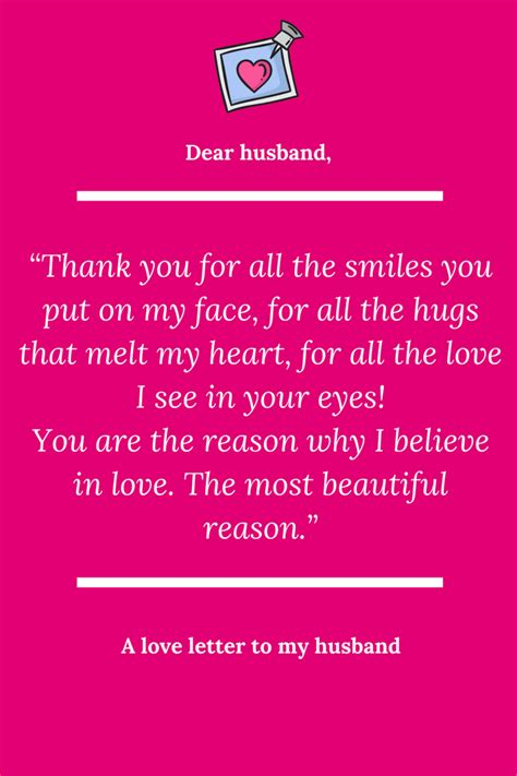 letter to my husband a letter to my husband 23227
