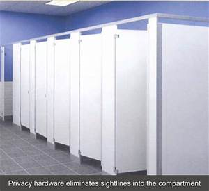 Manning materials launches resources center to educate for Bathroom stall privacy strip