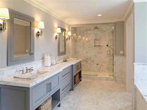 gray master bathroom ideas gray bathroom contemporary bathroom blue water home Gray Master Bathroom Ideas