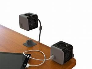 Multiprise Avec Usb : multiprise bureau usb 3 x 16 a 2 x usb chacon 48041 dom gy ~ Melissatoandfro.com Idées de Décoration