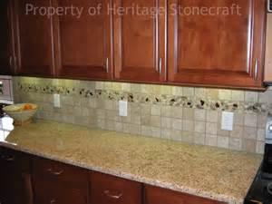 tile backsplash for kitchens with granite countertops giallo ornamental granite sle photos kitchen photos houses plans designs