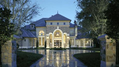 chateau house plans style luxury home plans small chateau homes