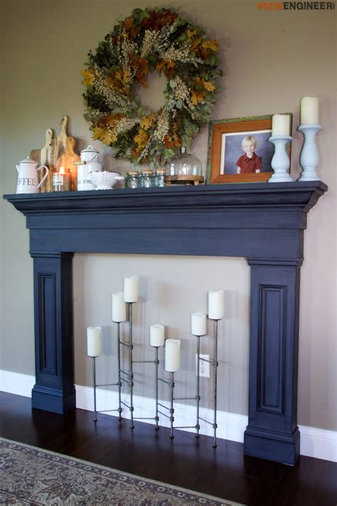 fireplace mantels and surrounds ideas photo decoration faux fireplace mantel surround rogue engineer