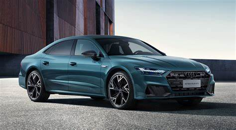 2022 Audi A7 L Now Official With Its Elongated Sedan Body ...