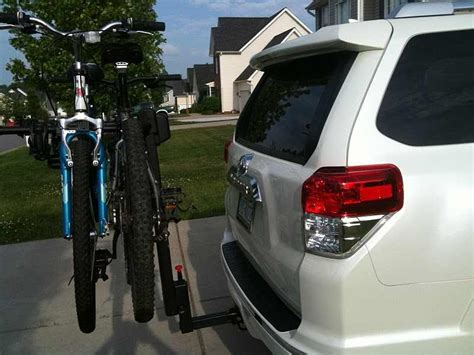 suv bike rack suv bike racks