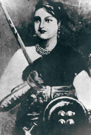 Leaders of India 1857 Revolt