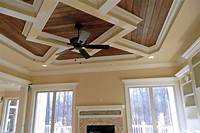 coffered ceiling pictures Custom Ceilings, Moldings - Raleigh, Durham, Wake Forest ...