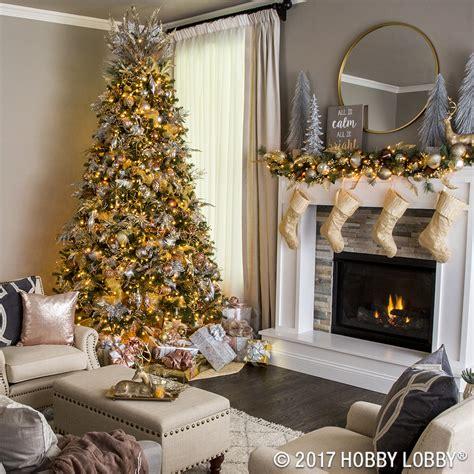 christmas decor collections  hobby lobby