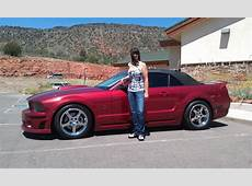 wheeln 2006 Ford MustangGT Deluxe Convertible 2D Specs