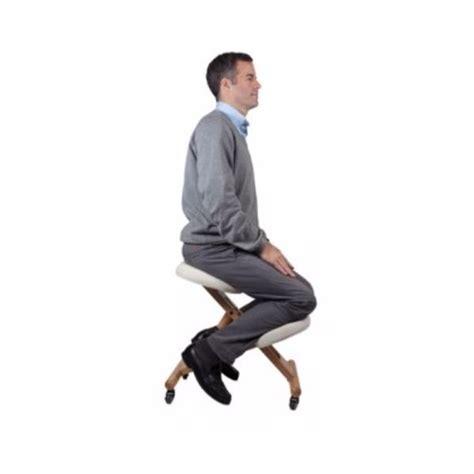 chaise de bureau pour le dos siège ergonomique pour le dos siège assis genoux