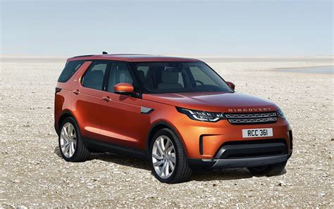 Land Rover Picture by Land Rover Release Pictures Of All New Discovery
