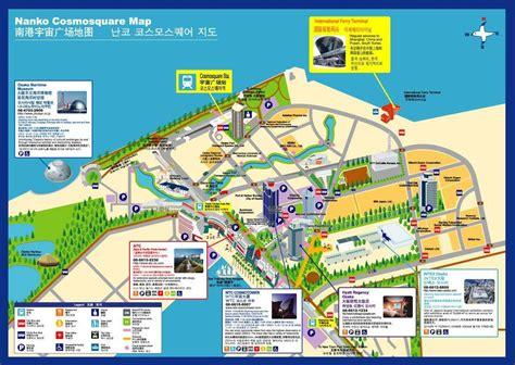 japan map osaka