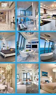 Jade Ocean Penthouse by Pluner Design @ Sunny Isles Beach ...