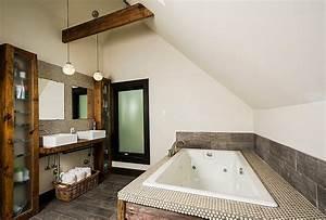 Bad Industrial Style : kleine und moderne badezimmer mit badewanne freshouse ~ Sanjose-hotels-ca.com Haus und Dekorationen