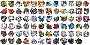 6th Generation Pokemon List Images | Pokemon Images