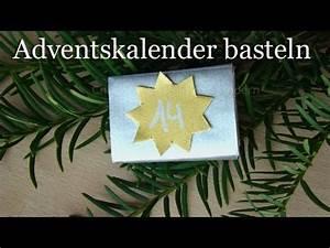 Weihnachtskalender Selber Basteln : adventskalender selber basteln einfachen weihnachtskalender selber machen youtube ~ Orissabook.com Haus und Dekorationen