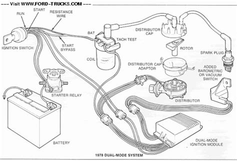 Wiring Diagram For A 1979 Ford F150 1979 f 150 wiring diagram ford truck enthusiasts forums