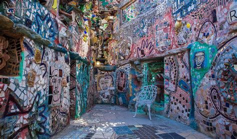 philadelphia s magic gardens tips for choosing the alternative wedding venue