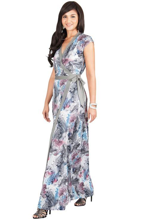 dress navy na 11 womens cap sleeve maxi dress floral gown