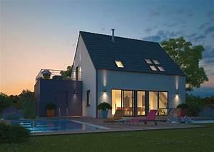 Maison Phenix Nantes : modele maison phenix fabulous interesting dco maison toit ~ Premium-room.com Idées de Décoration