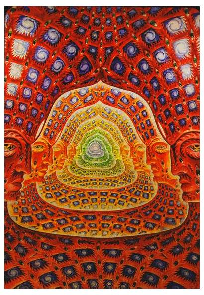 Alex Grey Dmt Gray Giphy Gifs Psychedelic