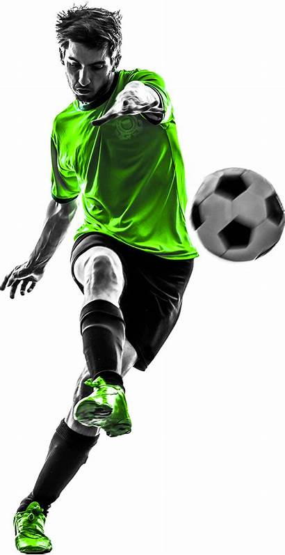Football Soccer Player Athlete Clipart Bedworth United