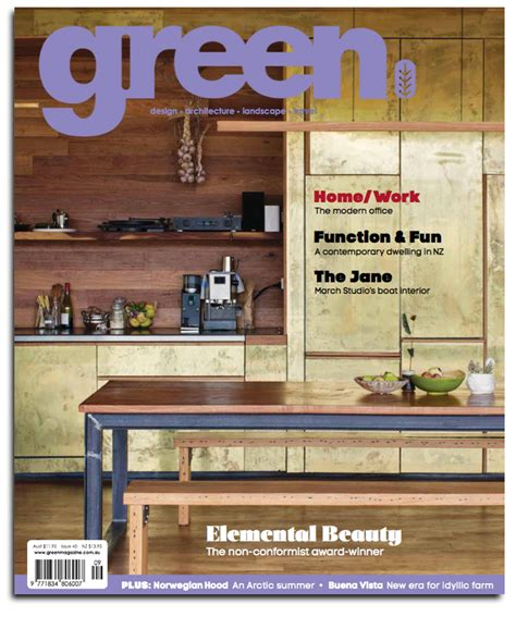 Issue 45 Green Magazine