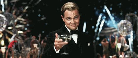 The Great Gatsby GIFs   Find & Share on GIPHY