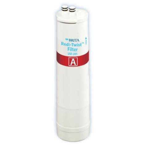 brita under sink water filter brita redi twist under sink replacement filter