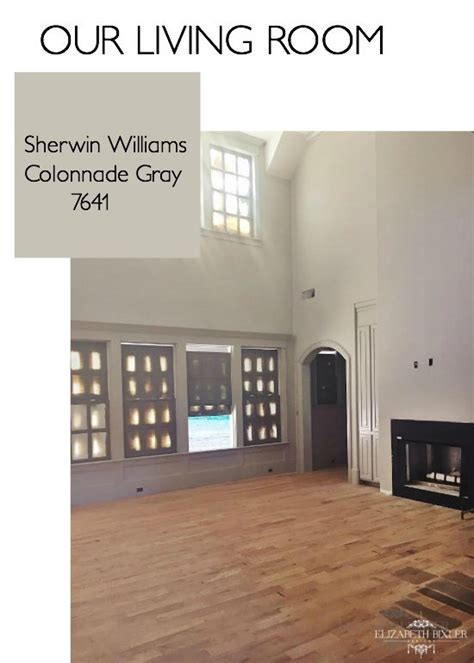 livingroom or living room sherwin williams gray versus greige
