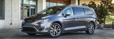What's New On The 2019 Chrysler Pacifica? Enjoy Its Trim