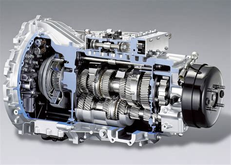 Fuso Duonic Double Clutch Truck Transmission Photo 1 8867