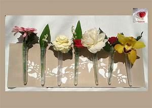 Tableau Végétal Mural : les fleurs soliflores tableau v g tal mural ~ Premium-room.com Idées de Décoration