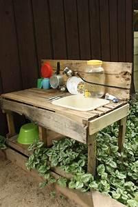Spielküche Für Draußen : matschtisch ich wohnung balkon noch fertigstellen und besorgen pinterest g rten drau en ~ Eleganceandgraceweddings.com Haus und Dekorationen