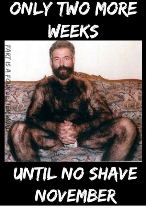 No Shave November Meme 20 No Shave November Memes That Are Of Humor