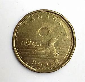 My 2¢: Canadian $1 Coin   Alphabettes