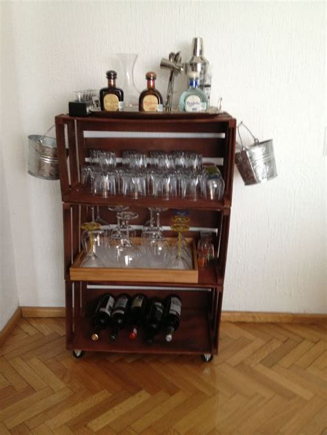 Mini Bar by Home Made Mini Bar Mini Bar Ideas Home